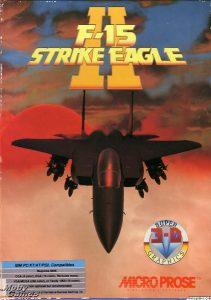 F-15 Strike Eagle II Cover