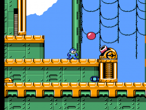 Mega Man 3: Needle Man Stage