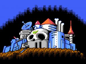 Mega Man 2: Dr. Wilys Festung