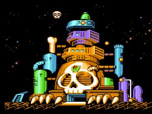 Mega Man 3: Dr. Wilys Festung