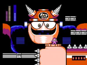 Mega Man 3: Endgegner