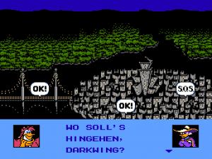 Darkwing Duck - Levelauswahl